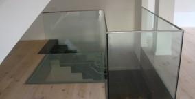 Balustrada glass 1