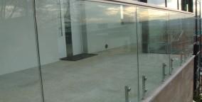 Balustrada glass 2