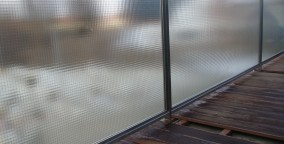 Balustrada glass 4