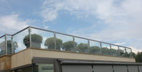 Balustrada glass 5