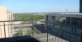 Kopenhaga balustrady